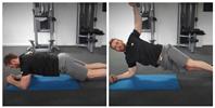 Plank with Twist