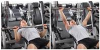 Barbell Incline Bench Press Medium-Grip