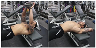 Straight-Arm Dumbbell Pullover