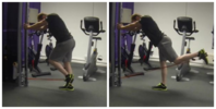 Hip Extension with Bands