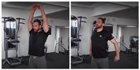Dynamic Back Stretch