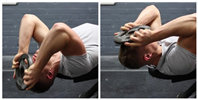 Lying Face Up Plate Neck Resistance