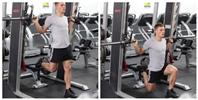 Smith Single-Leg Split Squat