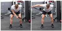 Bent Over Low-Pulley Side Lateral