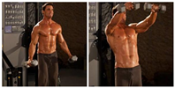 Side Laterals to Front Raise