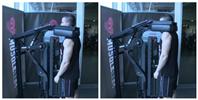 Calf-Machine Shoulder Shrug